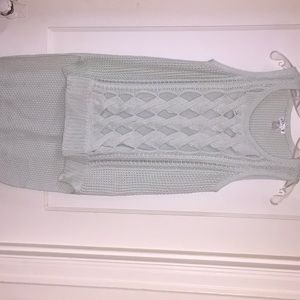Venus short to long sweater. Brand new, Size small